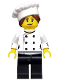 Minifig No: col288  Name: Gourmet Chef