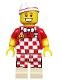 Minifig No: col291  Name: Hot Dog Man - Minifigure only Entry