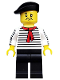 Minifig No: col294  Name: Connoisseur - Minifigure only Entry