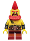 Minifig No: col295  Name: Battle Dwarf - Minifigure only Entry
