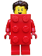 Minifig No: col313  Name: Brick Suit Guy - Minifigure only Entry