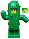 Minifig No: col322  Name: Cactus Girl - Minifigure only Entry