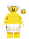 Minifig No: col342  Name: Shower Guy - Minifigure only Entry