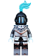 Minifig No: col343  Name: Fright Knight - Minifigure only Entry