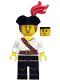 Minifig No: col362  Name: Pirate Girl - Minifigure Only Entry