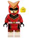 Minifig No: col366  Name: Super Warrior - Minifigure Only Entry