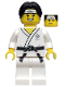 Minifig No: col367  Name: Martial Arts Boy - Minifigure Only Entry