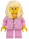 Minifig No: col372  Name: Pajama Girl - Minifigure Only Entry