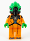 Minifig No: col384  Name: Alien - Minifigure Only Entry
