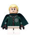 Minifig No: colhp04  Name: Draco Malfoy (Quidditch) - Minifigure Only Entry