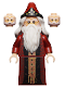Minifig No: colhp24  Name: Albus Dumbledore - Minifigure Only Entry