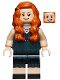 Minifig No: colhp31  Name: Ginny Weasley - Minifigure Only Entry