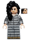 Minifig No: colhp34  Name: Bellatrix Lestrange - Minifigure Only Entry