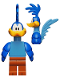 Minifig No: collt04  Name: Road Runner - Minifigure only Entry