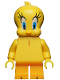 Minifig No: collt05  Name: Tweety Bird - Minifigure only Entry