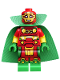 Minifig No: colsh01  Name: Mister Miracle