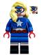 Minifig No: colsh04  Name: Star Girl