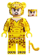 Minifig No: colsh06  Name: Cheetah