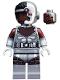 Minifig No: colsh09  Name: Cyborg
