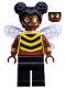 Minifig No: colsh14  Name: Bumblebee