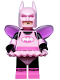 Minifig No: coltlbm03  Name: Fairy Batman - Minifigure Only Entry