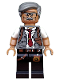 Minifig No: coltlbm07  Name: Commissioner Gordon - Minifigure Only Entry