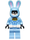 Minifig No: coltlbm22  Name: Easter Bunny Batman