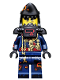 Minifig No: coltlnm14  Name: Shark Army Great White - Minifigure Only Entry, no stand, no accessories