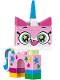 Minifig No: coluni01  Name: Rainbow Unikitty - Character Only Entry, no stand