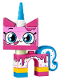 Minifig No: coluni07  Name: Dessert Unikitty - Character Only Entry, no stand