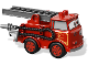 Minifig No: crs027  Name: Duplo Red