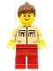 Minifig No: cty0135  Name: Farm Hand, Female