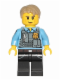 Minifig No: cty0341  Name: Police - LEGO City Undercover Chase McCain