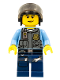 Minifig No: cty0362  Name: Police - LEGO City Undercover Elite Police Officer 3