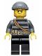 Minifig No: cty0364  Name: Police - City Burglar, Knit Cap