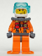 Minifig No: cty0412  Name: Coast Guard City - Diver
