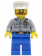 Minifig No: cty0415  Name: Coast Guard City - Captain