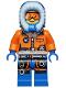 Minifig No: cty0491  Name: Arctic Explorer, Female