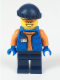 Minifig No: cty0496  Name: Arctic Research Assistant