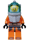 Minifig No: cty0560  Name: Deep Sea Diver