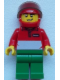 Minifig No: cty0573  Name: City Square Pizza Delivery Man
