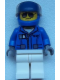 Minifig No: cty0581  Name: City Square Helicopter Pilot