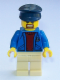 Minifig No: cty0597  Name: Deep Sea Captain