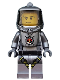 Minifig No: cty0690  Name: Volcano Explorer - Male Scientist with Heatsuit, Sweat Drops