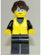 Minifig No: cty0731  Name: Catamaran Operator, Female