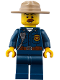 Minifig No: cty0870  Name: Mountain Police - Police Chief Male