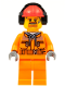 Minifig No: cty0935  Name: Construction Worker, Male