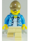 Minifig No: cty0942  Name: Tourist