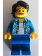 Minifig No: cty0952  Name: Park Visitor