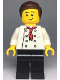Minifig No: cty0964  Name: Burger Chef